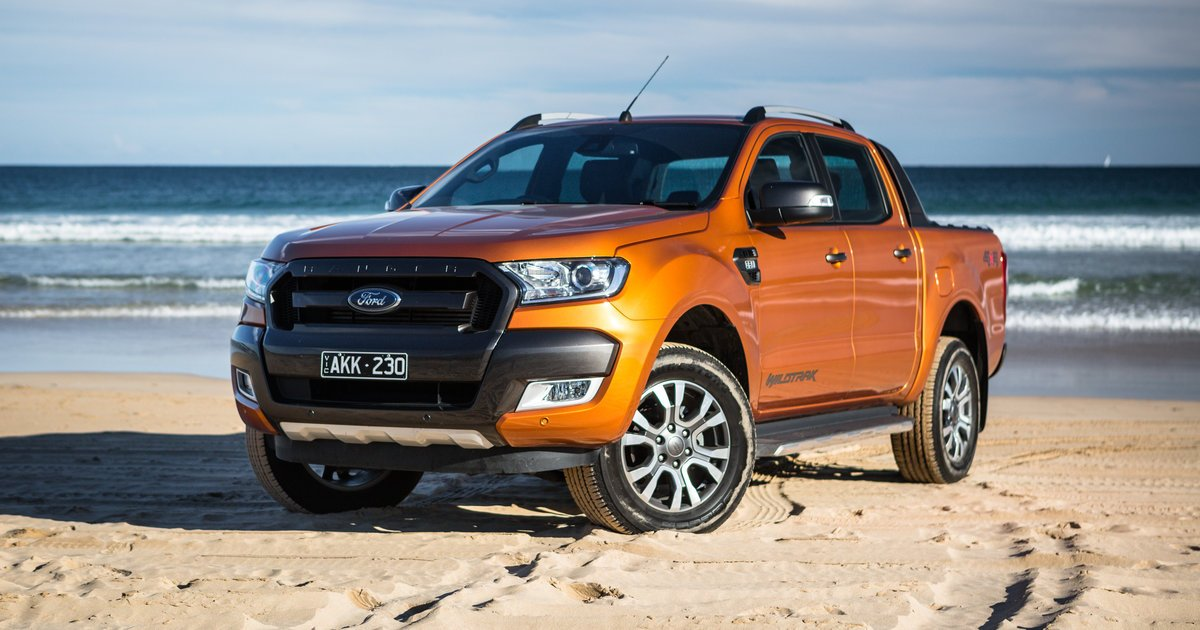 Best Ute 2017 >> Ford Ranger scores minor feature updates, on sale now
