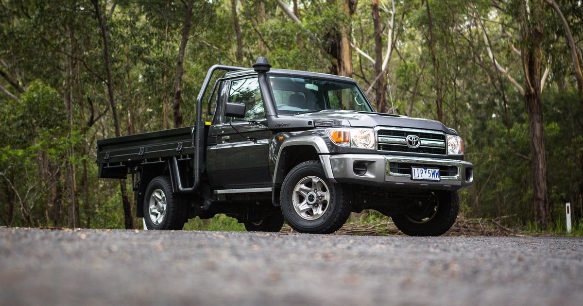Hyundai Most Expensive Car >> 2017 Toyota LandCruiser 70 Series single-cab ute review: Long-term report one – introduction