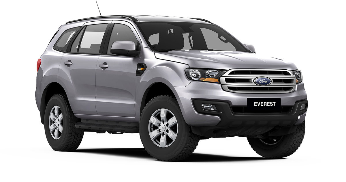 2017 Ford Everest Pricing And Specs New Entry Model Sync