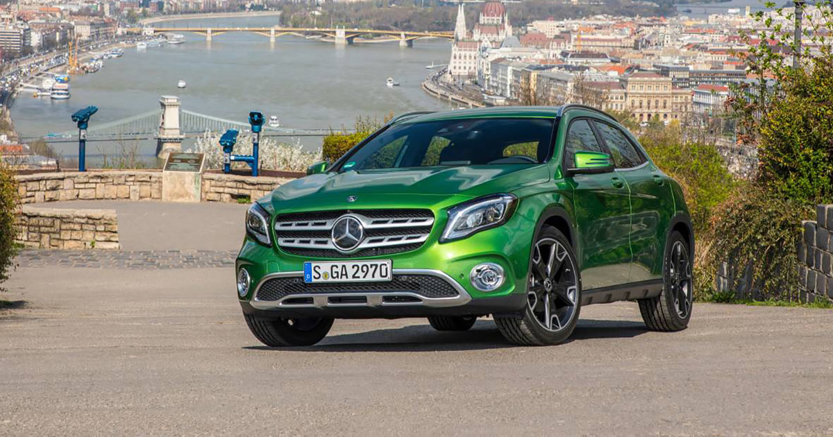 2017 mercedes benz gla initial pricing and details revealed for 2017 mercedes benz gla