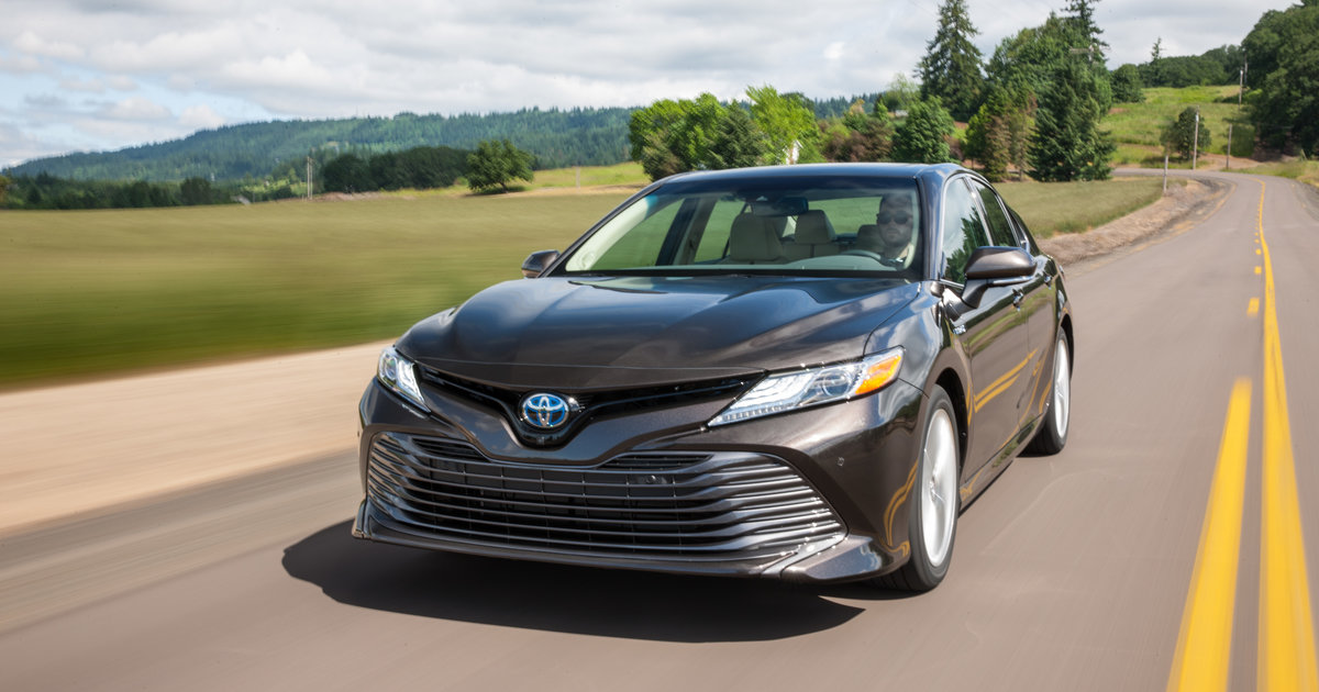 2018 toyota camry what s changed. Black Bedroom Furniture Sets. Home Design Ideas