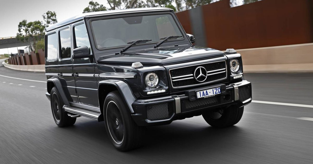 Mercedes amg g63 to be first new gen g class in oz for Mercedes benz g class pictures