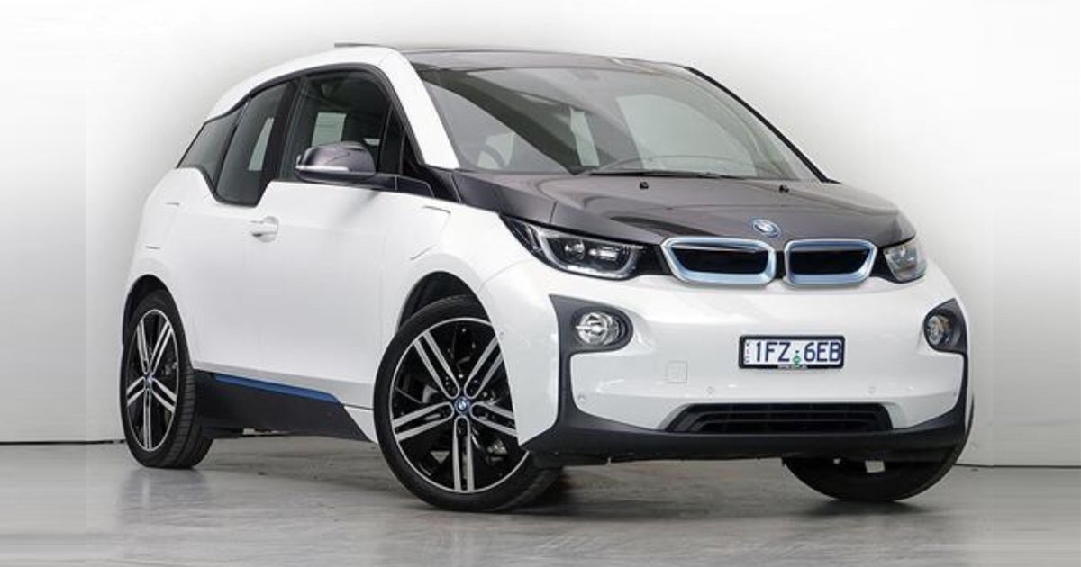 2016 bmw i3 hybrid review caradvice. Black Bedroom Furniture Sets. Home Design Ideas