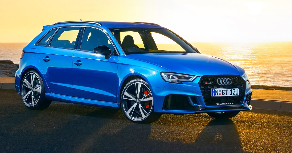 2018 audi rs3 sportback pricing and specs. Black Bedroom Furniture Sets. Home Design Ideas