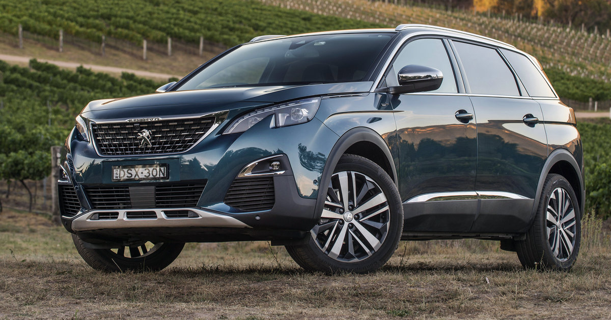 Peugeot Convertibles 2017 >> 2018 Peugeot 5008 pricing and specs