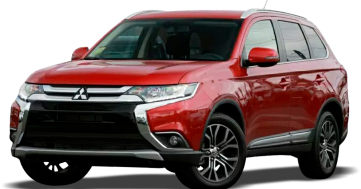 2016 mitsubishi outlander xls 4 4 review caradvice. Black Bedroom Furniture Sets. Home Design Ideas