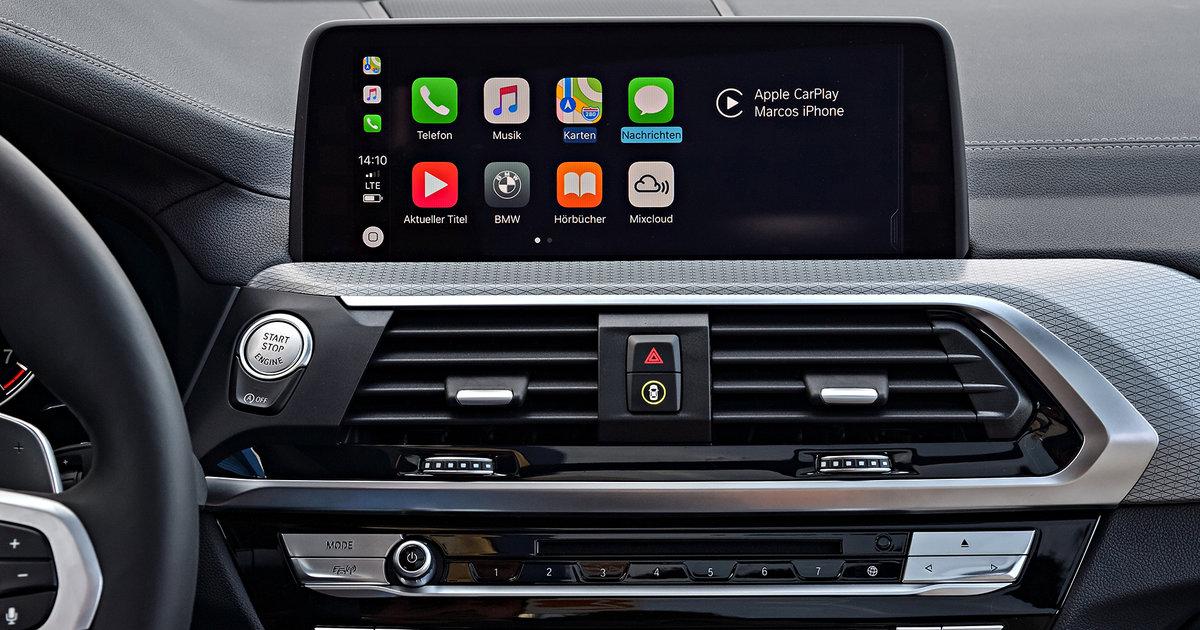 Bmw Australia Apple Carplay Subscription Fee Under