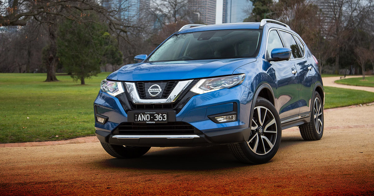 2018 nissan x trail ti long term review report one. Black Bedroom Furniture Sets. Home Design Ideas
