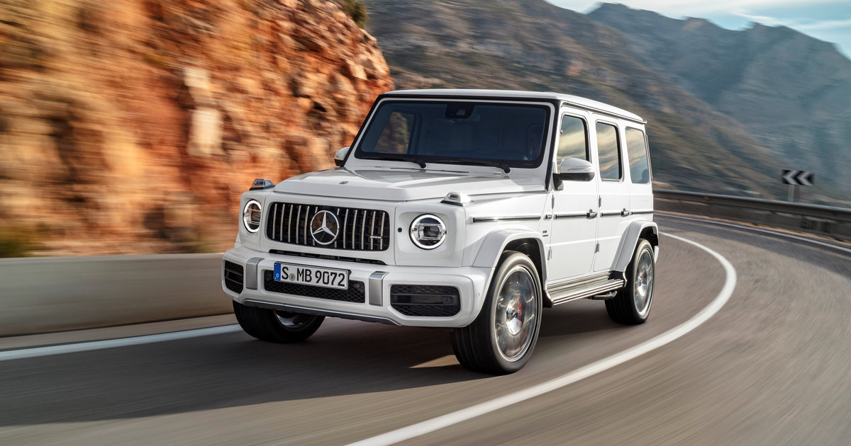 2018 Mercedes Amg G63 Pricing And Specs