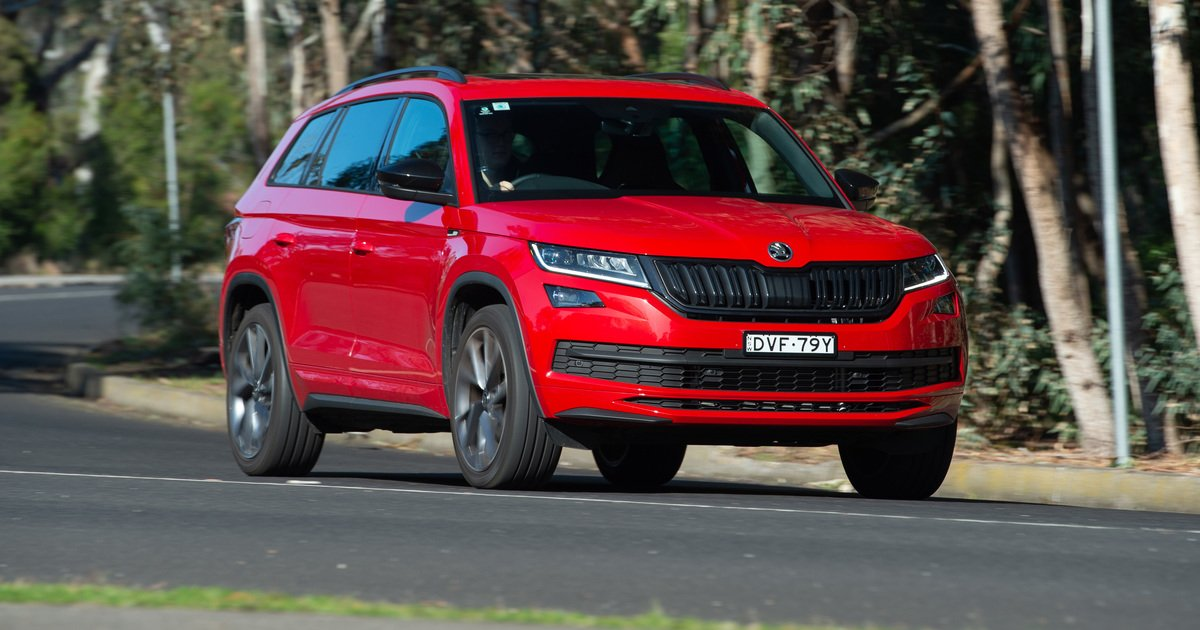 Skoda kodiaq 132tsi sportline long term review highway for Garage skoda 92