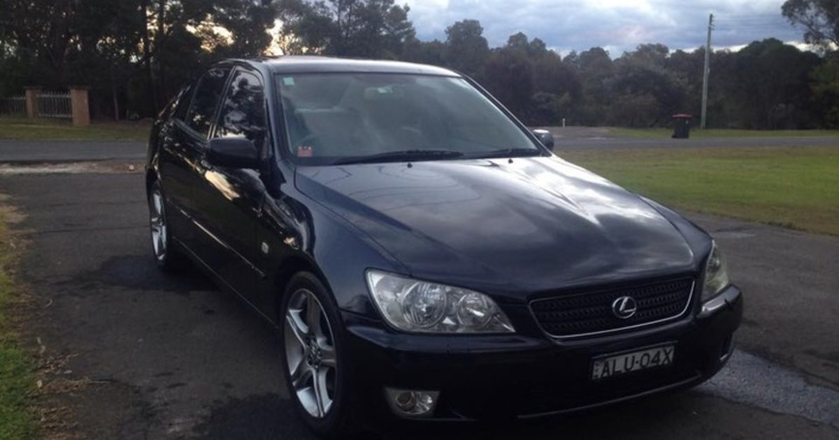 2002 Lexus Is300 Review Caradvice