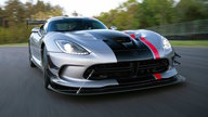 VIDEO: Farewelling the Dodge Viper at the Nurburgring