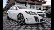 2016 Holden Insignia VXR review