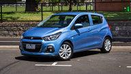 Holden Spark axed in Australia