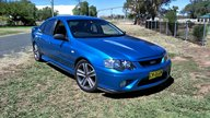 2008 Ford Falcon XR8 review