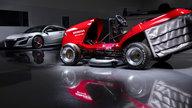 Honda makes its 'Mean Mower' a bit meaner