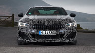 BMW M850i put through its paces - Video