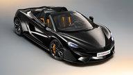 McLaren 570S Spider Design Edition revealed