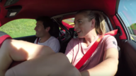 Maria Sharapova and Mark Webber take the 911 GT2 RS on a speed date - Video