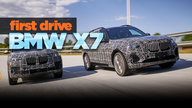 2018 BMW X7 review: Prototype drive