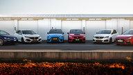 2018 Hot Hatch Mega Test Video, Part 1: Track