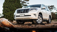 2018 Toyota Prado GXL review