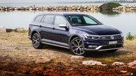 2018 Volkswagen Passat Alltrack Wolfsburg review