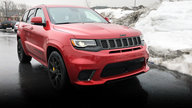 2018 Jeep Grand Cherokee Trackhawk: New York scramble