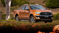 2018 Ford Ranger Wildtrak review