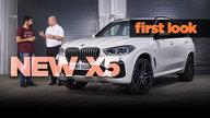2019 BMW X5 review: Workshop walkaround