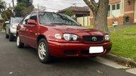 2001 Toyota Corolla Conquest Seca review