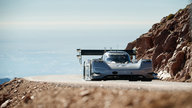 Volkswagen I.D. R sets new Pikes Peak record