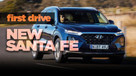 2019 Hyundai Santa Fe review: Big new family hauler touches down