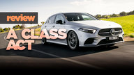 2019 Mercedes-Benz A-Class review: Australian launch