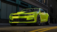 Chevrolet Camaro hybrids could be on the cards - report