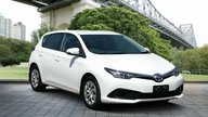 2016 Toyota Corolla Ascent review