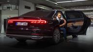 Tech Tour: Audi A8 infotainment and technology review