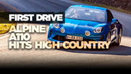 2019 Alpine A110 review: Australian launch at Targa High Country