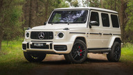 2019 Mercedes-AMG G63 review: It ain