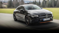 2020 Mercedes-Benz CLA review