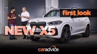 2019 BMW X5 review: Workshop walkaround