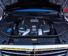 2014 Mercedes-Benz S63 AMG Speed Date