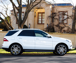 2014 Mercedes-Benz ML350 Speed Date