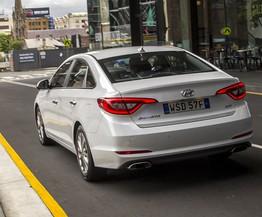 2015 Hyundai Sonata Elite Speed Date