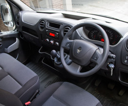 2015 Renault Master SWB Speed Date Review