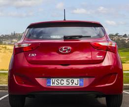 2015 Hyundai i30 Active CRDi Review: Speed Date