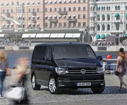 2016 Volkswagen Multivan Business Speed Date