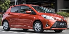 Toyota Yaris v Mazda2 comparison