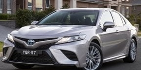 2018 Toyota Camry SL review