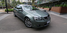Holden Caprice V Self Parking